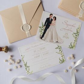 INDIEart_studio - пригласительные на свадьбу в Киеве - портфолио 3