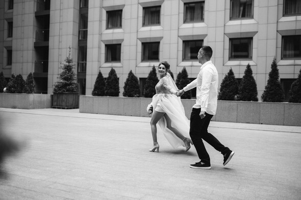 Андрей и Кристина - фото №4