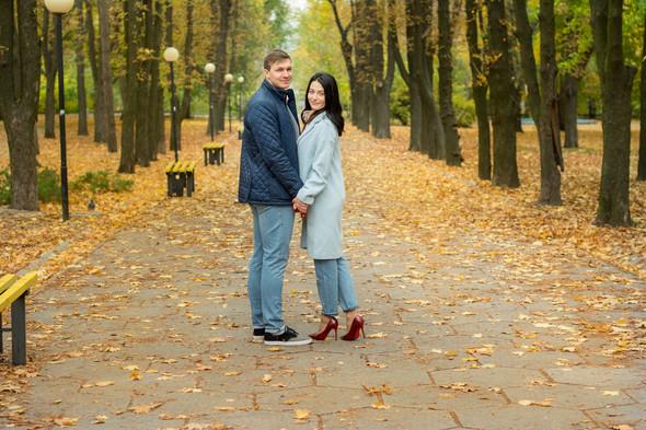 Свадебная осенью - фото №9
