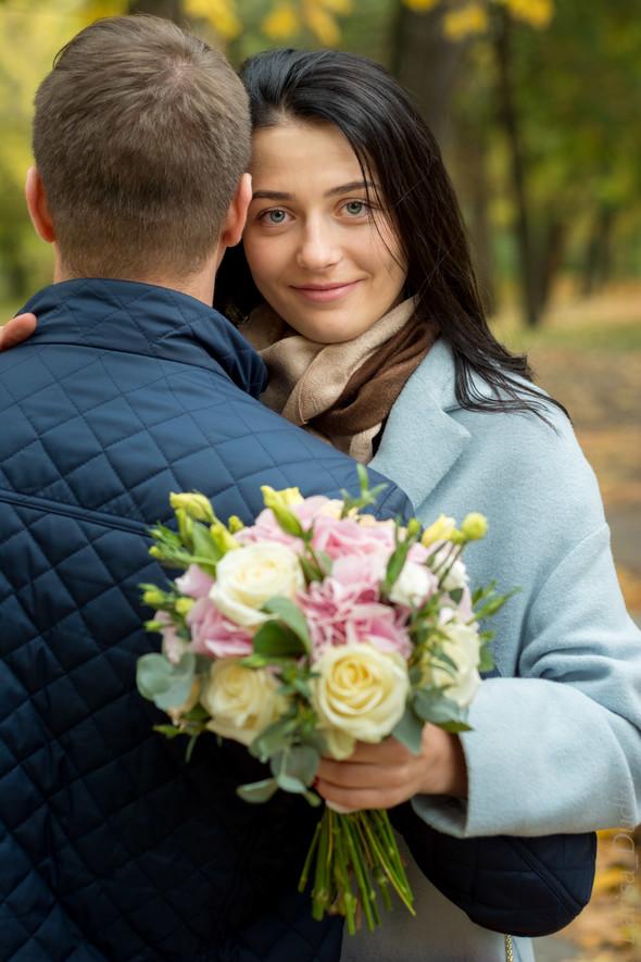Свадебная осенью - фото №5