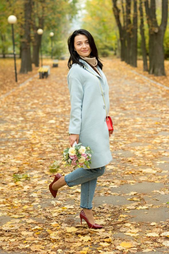 Свадебная осенью - фото №12