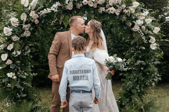 Балдёжная свадьба - фото №44
