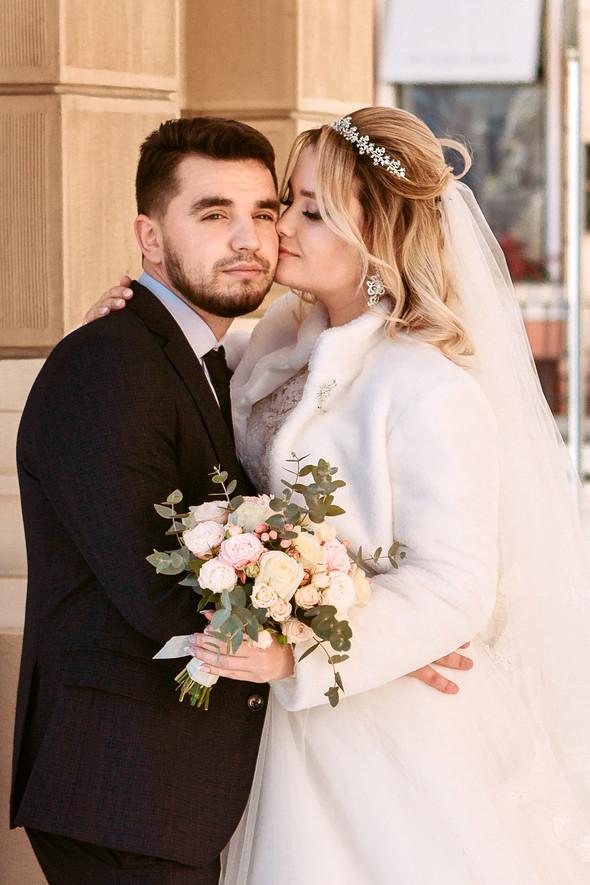 Свадьба Анастасии и Виктора  - фото №11