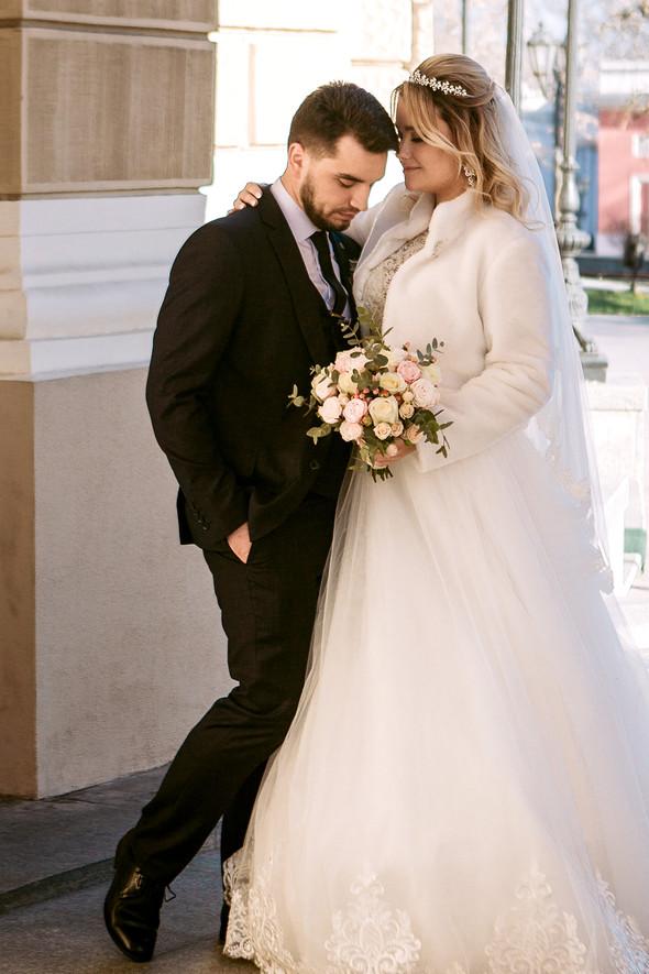 Свадьба Анастасии и Виктора  - фото №10