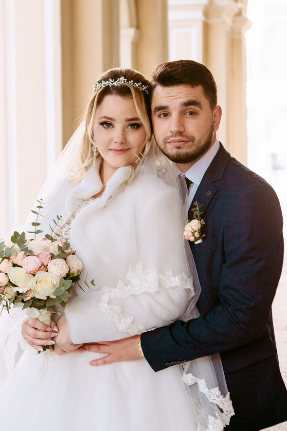 Свадьба Анастасии и Виктора  - фото №14