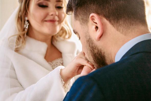 Свадьба Анастасии и Виктора  - фото №15