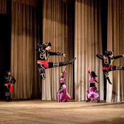 "Шоу-балет ""Кавказ"" - артист, шоу в Киеве - фото 4"