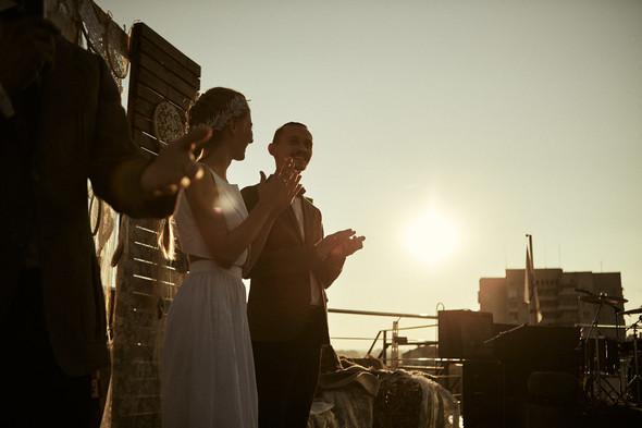 Modern wedding - фото №14
