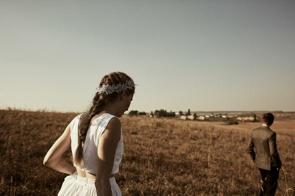 Modern wedding - фото №9