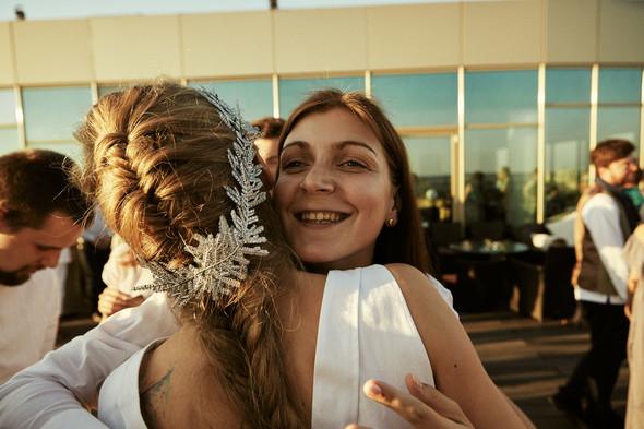 Modern wedding - фото №17
