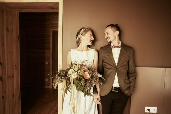 Modern wedding - фото №7