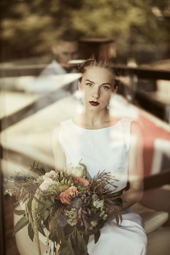 Modern wedding - фото №2