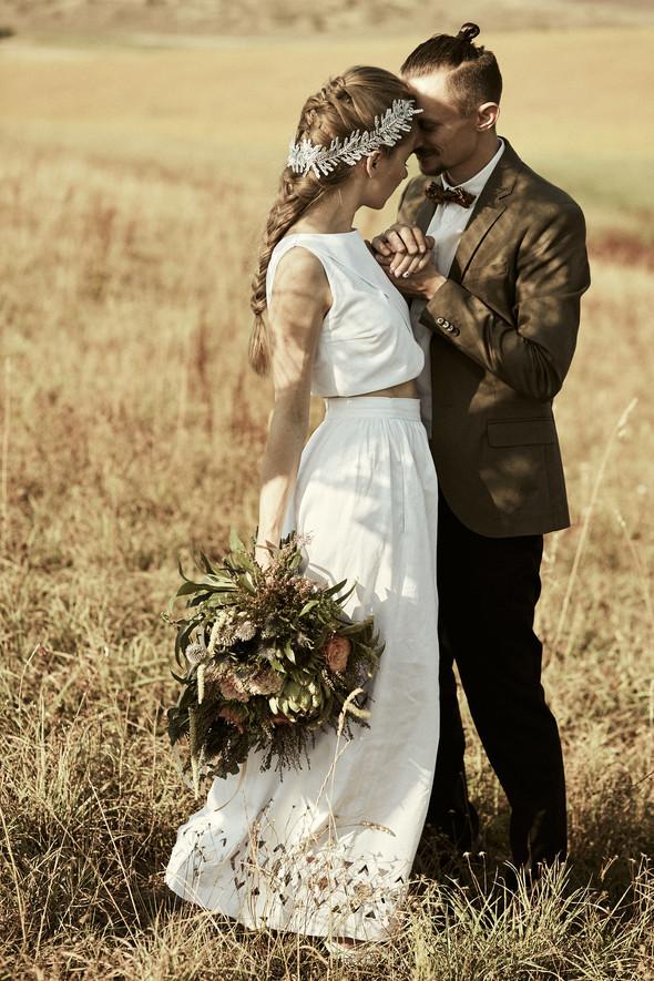 Modern wedding - фото №11