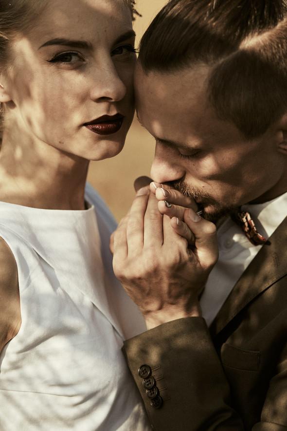 Modern wedding - фото №12
