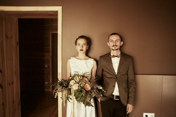 Modern wedding - фото №6