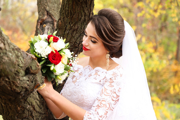Свадьба Илоны и Влада - фото №7