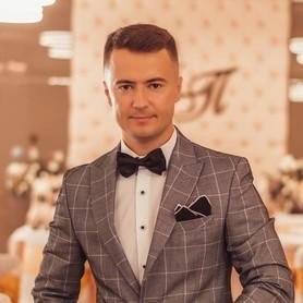 Ведущий Алексей Евсюков
