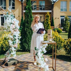Творческий дуэт ведущих Y&Y Event Agency - ведущий в Киеве - фото 2