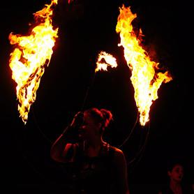Огненное и пиротехническое шоу