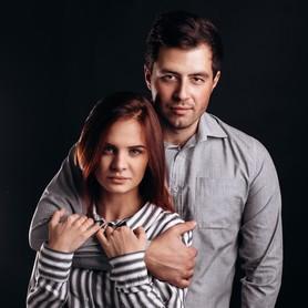 Артур и Надежда Антонян