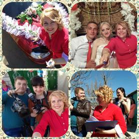 Надежда Пашутова - ведущий в Вознесенске - портфолио 3