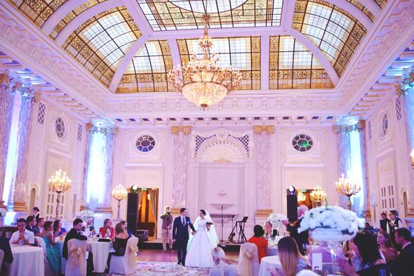 Шикарная свадьба в  Fairmont - фото №64