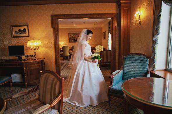Шикарная свадьба в  Fairmont - фото №32