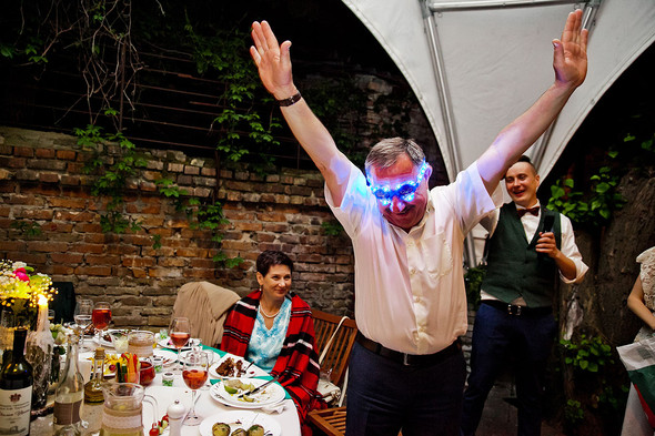 Свадебная вечеринка в стиле Бохо - фото №78
