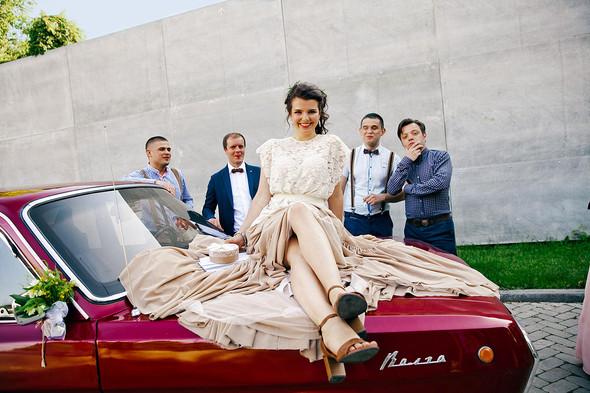 Свадебная вечеринка в стиле Бохо - фото №52
