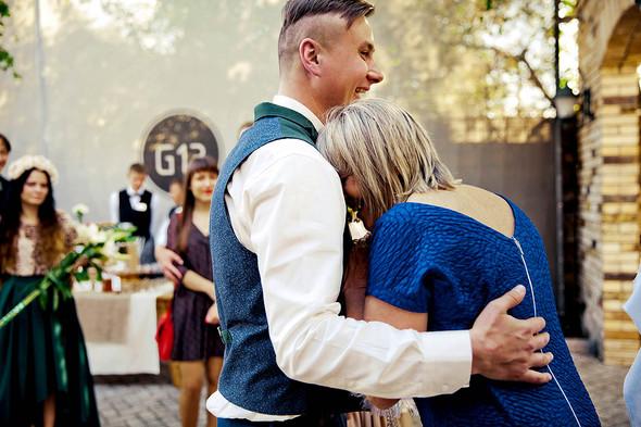 Свадебная вечеринка в стиле Бохо - фото №39