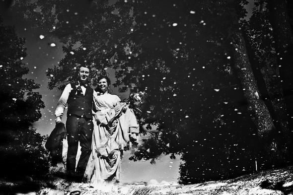 Свадебная вечеринка в стиле Бохо - фото №32