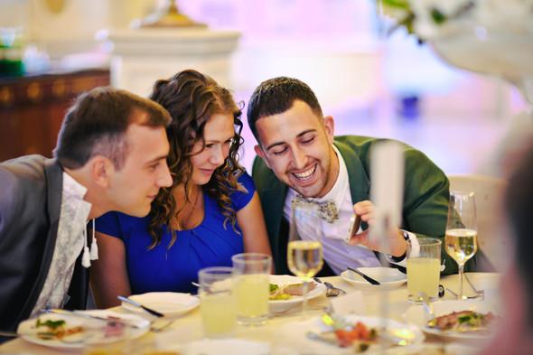 Шикарная свадьба в  Fairmont - фото №60