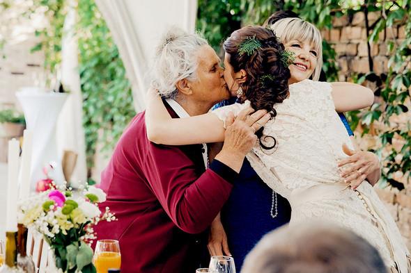 Свадебная вечеринка в стиле Бохо - фото №53