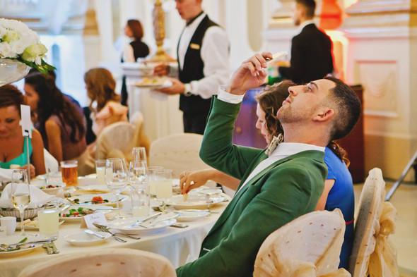 Шикарная свадьба в  Fairmont - фото №39