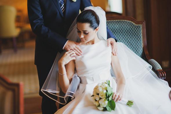 Шикарная свадьба в  Fairmont - фото №45