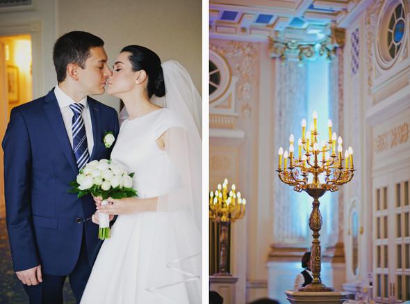 Шикарная свадьба в  Fairmont - фото №10