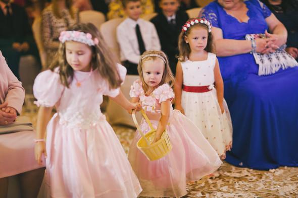 Шикарная свадьба в  Fairmont - фото №48