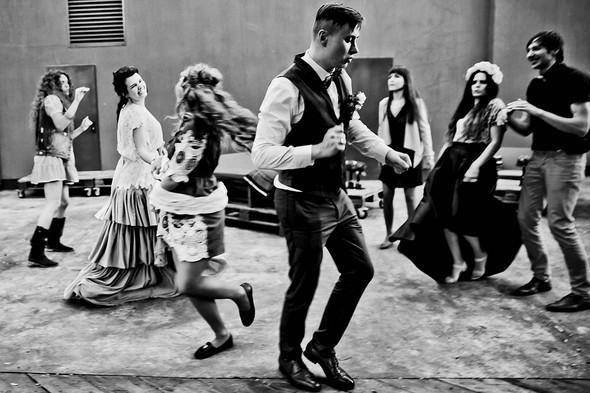 Свадебная вечеринка в стиле Бохо - фото №64