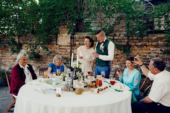 Свадебная вечеринка в стиле Бохо - фото №48