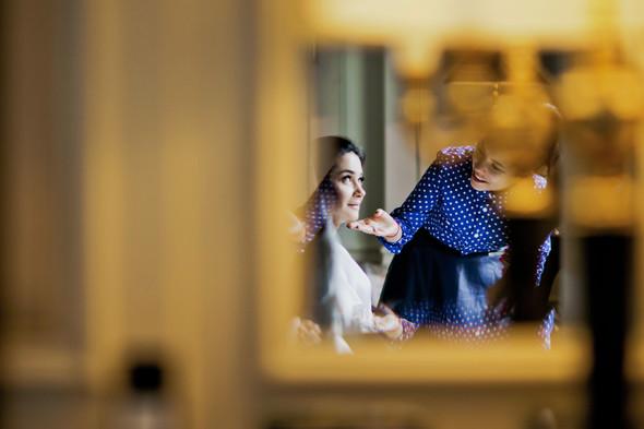 Шикарная свадьба в  Fairmont - фото №16