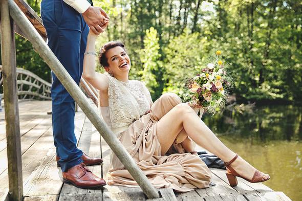 Свадебная вечеринка в стиле Бохо - фото №1