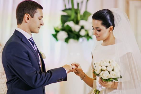 Шикарная свадьба в  Fairmont - фото №50