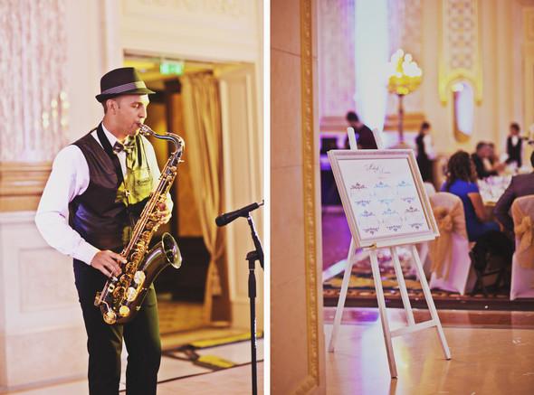 Шикарная свадьба в  Fairmont - фото №5