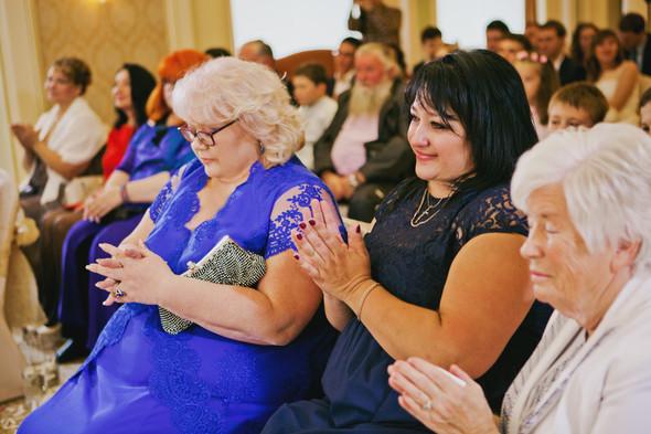 Шикарная свадьба в  Fairmont - фото №35