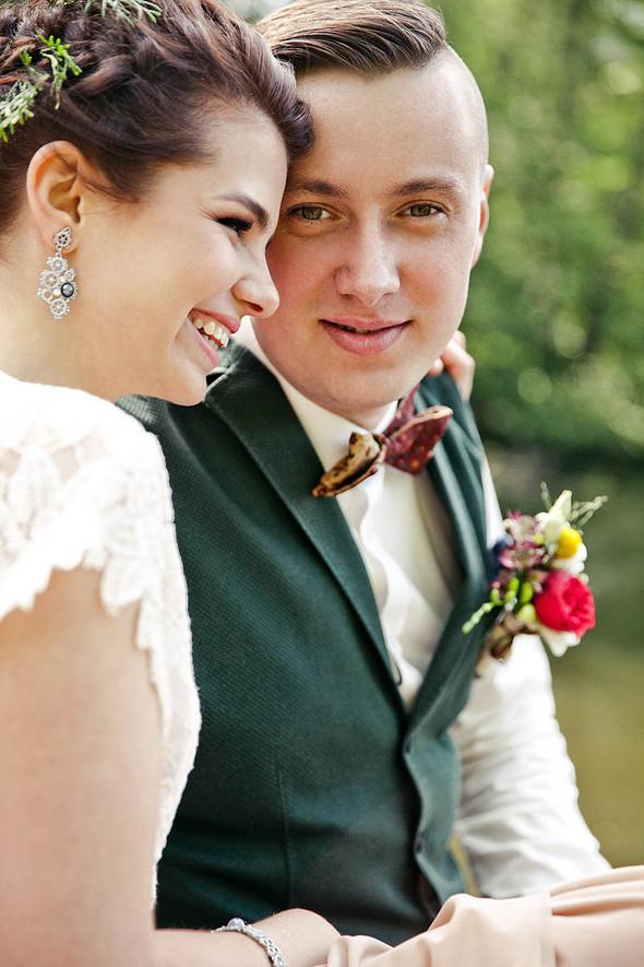 Свадебная вечеринка в стиле Бохо - фото №30
