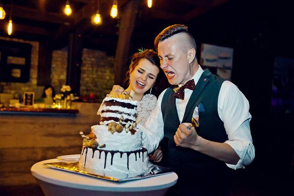 Свадебная вечеринка в стиле Бохо - фото №75