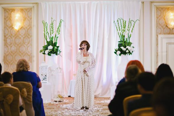 Шикарная свадьба в  Fairmont - фото №46