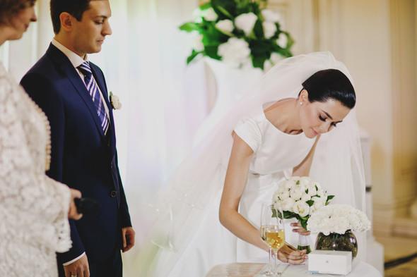 Шикарная свадьба в  Fairmont - фото №51
