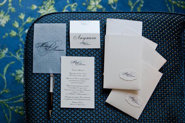 Шикарная свадьба в  Fairmont - фото №61