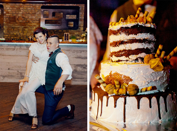 Свадебная вечеринка в стиле Бохо - фото №4